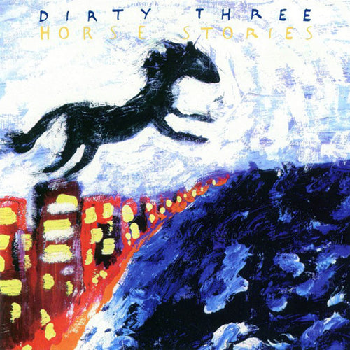 DIRTY THREE 'Horse Stories' LP