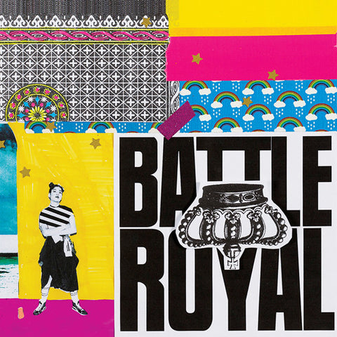 ECCA VANDAL 'Battle Royal/ White Flag' 7""