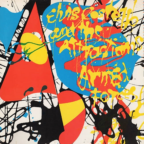 ELVIS COSTELLO & THE ATTRACTIONS 'Armed Forces' LP