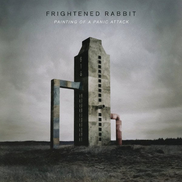 FRIGHTENED RABBIT 'Painting Of A Panic Attack' LP