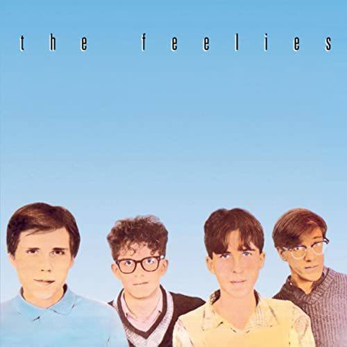 THE FEELIES 'Crazy Rhythms' LP
