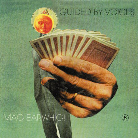 GUIDED BY VOICES 'Mag Earwhig!' LP