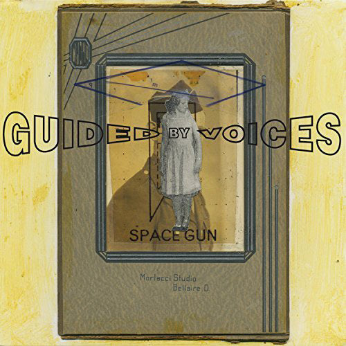 GUIDED BY VOICES 'Space Gun' LP