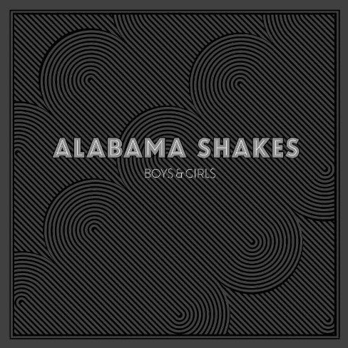 ALABAMA SHAKES 'Boys & Girls' LP