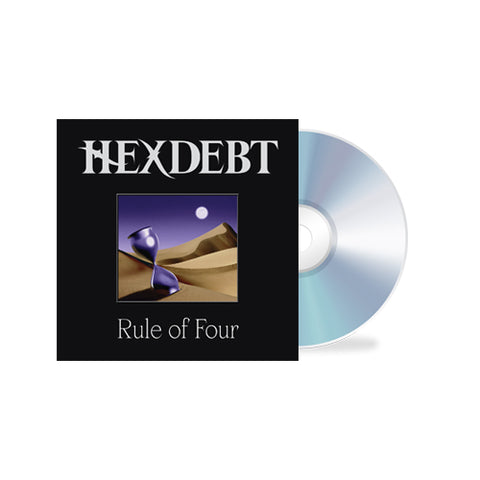 HEXDEBT 'Rule Of Four' CD