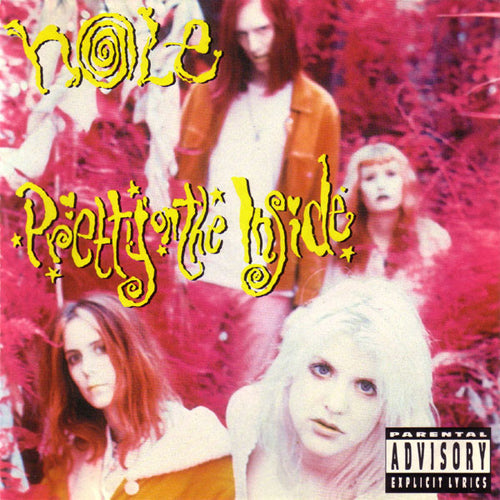 HOLE 'Pretty On The Inside' LP