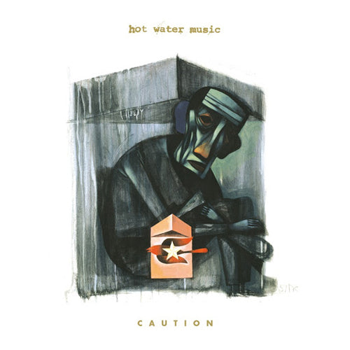 HOT WATER MUSIC 'Caution' LP