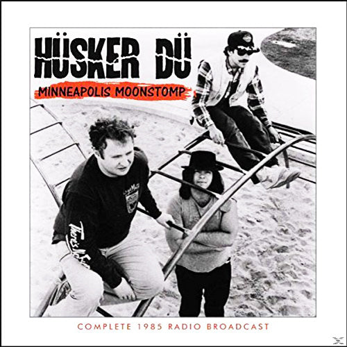 HUSKER DU ‎'Minneapolis Moonstomp' 2LP