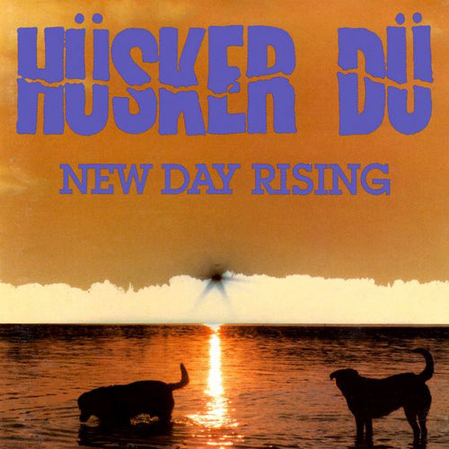 HUSKER DU 'New Day Rising' LP