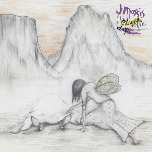 J MASCIS (Dinosaur Jr)  'Elastic Days' LP