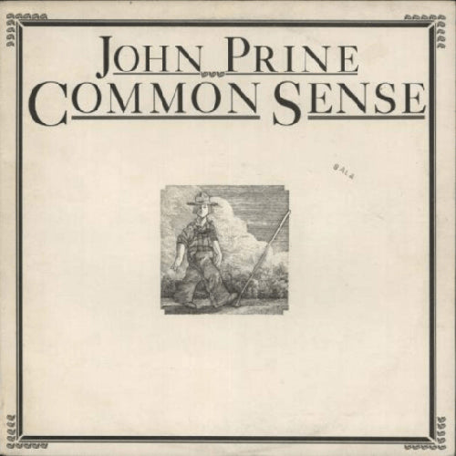 JOHN PRINE 'Common Sense' LP