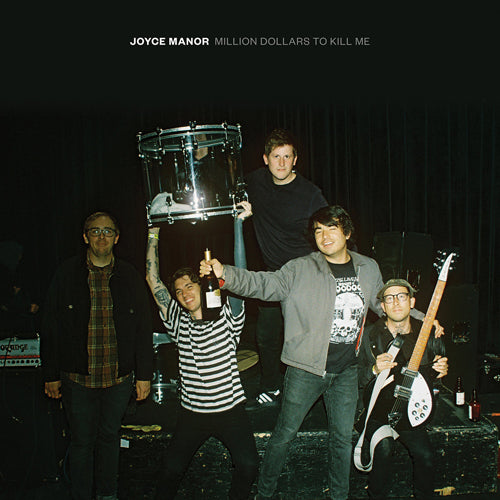 JOYCE MANOR 'Million Dollars To Kill Me' LP
