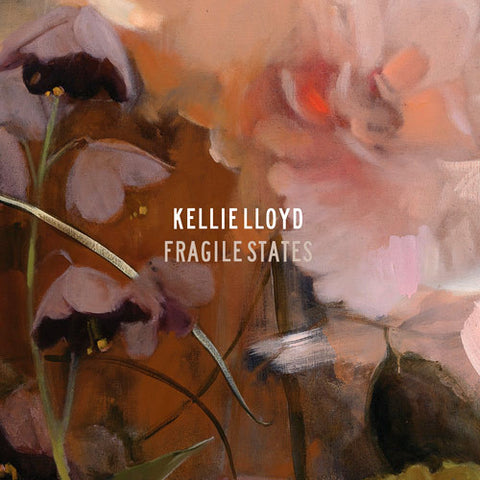 KELLIE LLOYD (Screamfeeder) 'Fragile States' CD