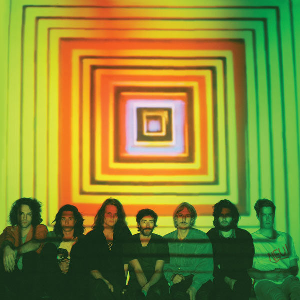 KING GIZZARD 'Float Along, Fill Your Lungs' LP