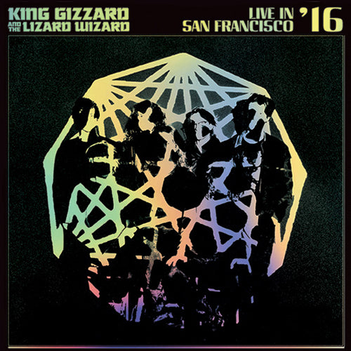 KING GIZZARD & THE LIZARD WIZARD 'Live In San Francisco - Deluxe' 2LP