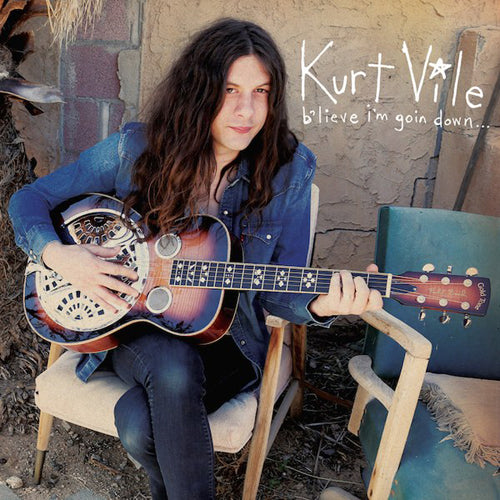 KURT VILE 'Believe Me, I'm Goin' Down' 2LP