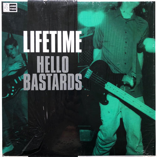 LIFETIME 'Hello Bastards' LP