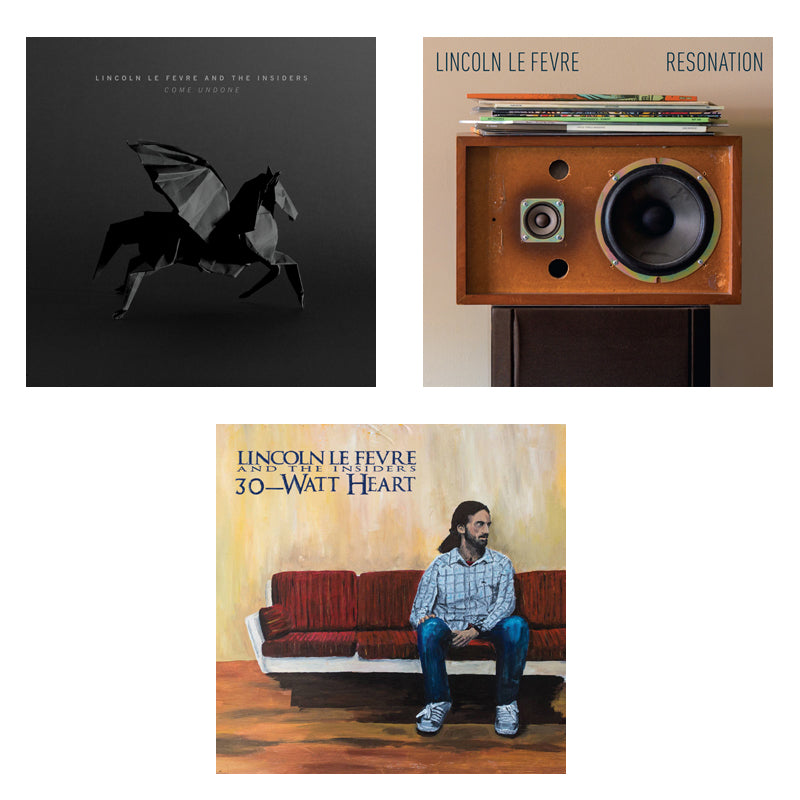 LINCOLN LE FEVRE - Vinyl Bundle