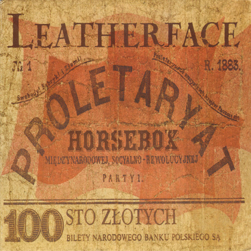 LEATHERFACE 'Horsebox' LP
