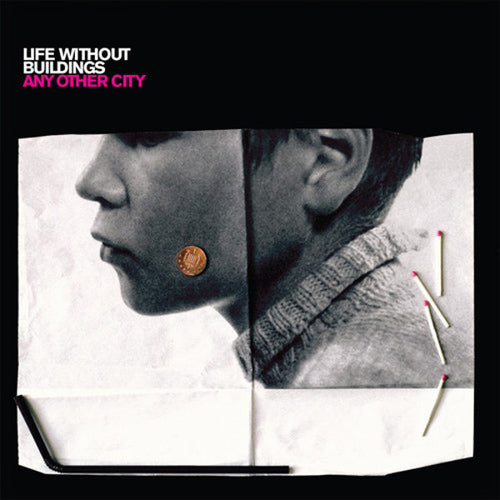 LIFE WITHOUT BUILDINGS 'Any Other City' LP