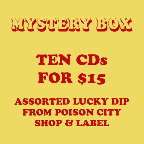 Mystery Box - Ten CDs