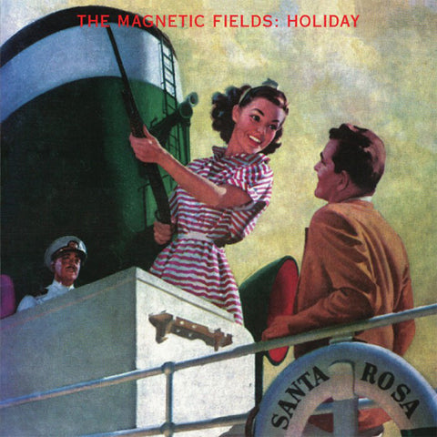MAGNETIC FIELDS 'Holiday' LP