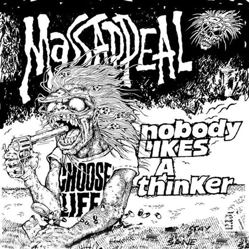 MASSAPPEAL 'Nobody Likes A Thinker' LP