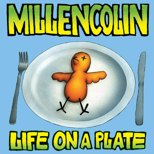 MILLENCOLIN 'Life On A Plate' LP