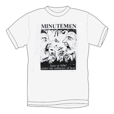 MINUTEMEN 'Buzz Or Howl' T-Shirt