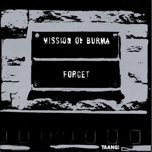 MISSION OF BURMA 'Forget' LP
