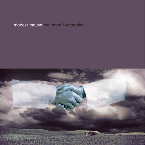 MODEST MOUSE 'The Moon & Antarctica' 2LP