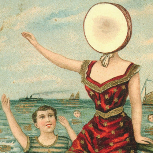 NEUTRAL MILK HOTEL 'In The Aeroplane Over The Sea' LP