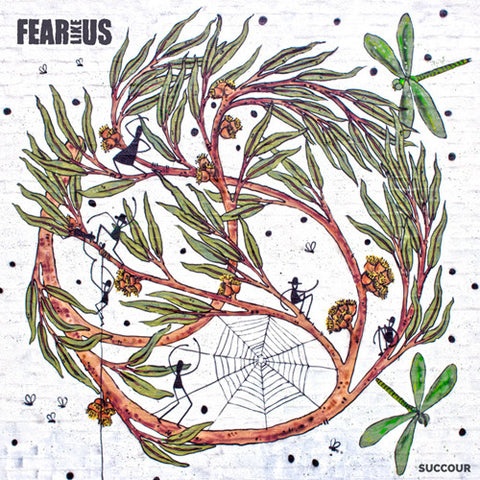 FEAR LIKE US 'Succour' CD