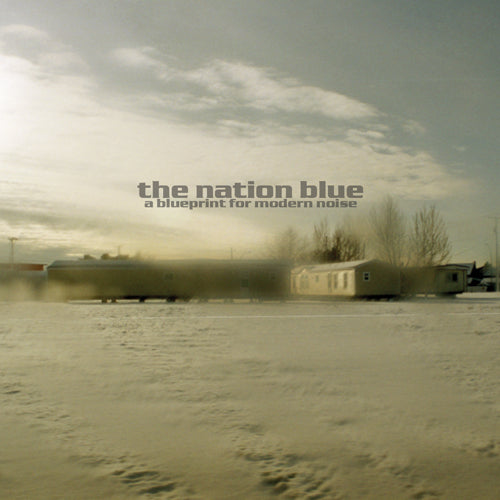 THE NATION BLUE 'A Blueprint For Modern Noise' 2LP