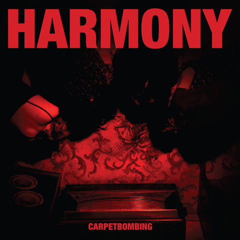 HARMONY 'Carpetbombing' CD