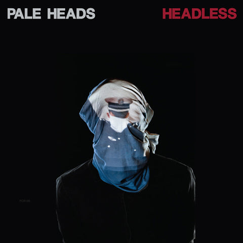 PALE HEADS (Batpiss/ Nation Blue) 'Headless' LP