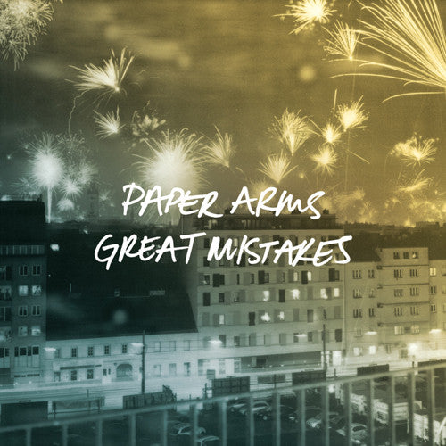 PAPER ARMS 'Great Mistakes' CD