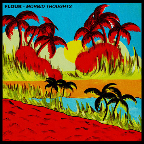 FLOUR 'Morbid Thoughts' CD