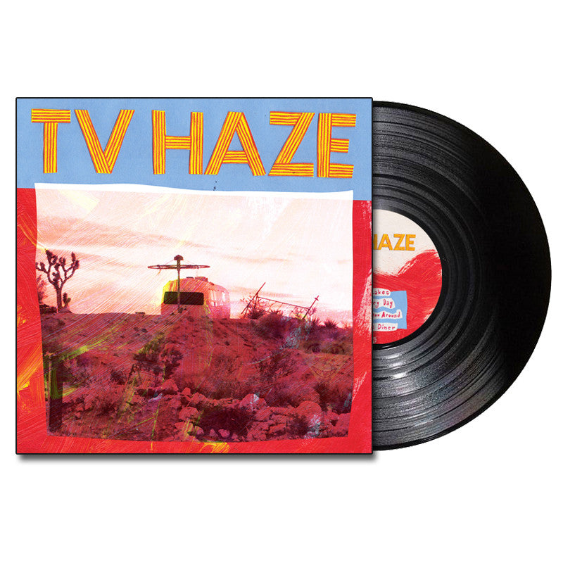 TV HAZE 'S/t' LP