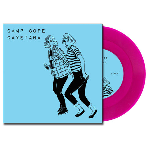 CAMP COPE/ CAYETANA 'Split' 7""