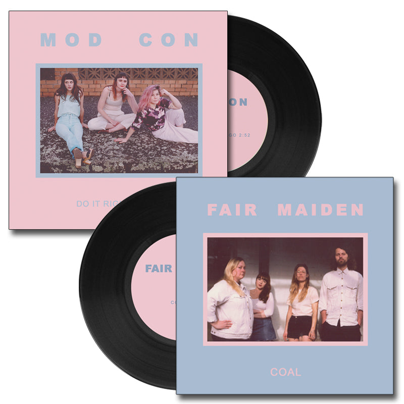 MOD CON | FAIR MAIDEN 'Split' 7""
