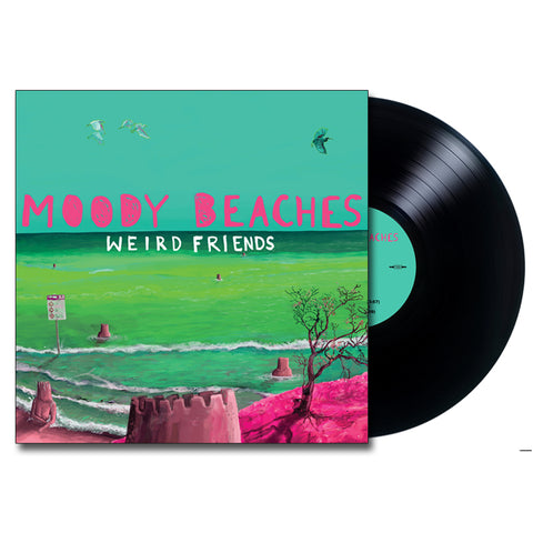 MOODY BEACHES 'Weird Friends' LP