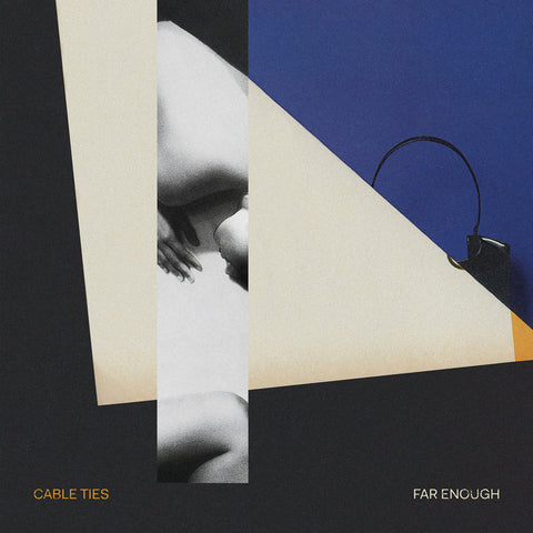 CABLE TIES 'Far Enough' CD