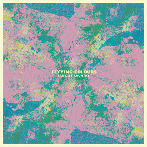 FLYYING COLOURS 'Fantasy Country' LP