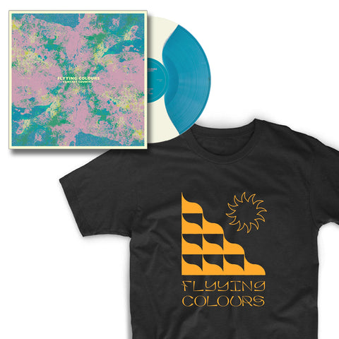 FLYYING COLOURS 'Fantasy Country' LP + T-Shirt