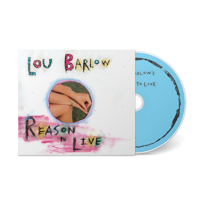 LOU BARLOW 'Reason To Live' CD