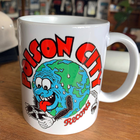 POISON CITY 'Earthly Sounds' Coffee Mug