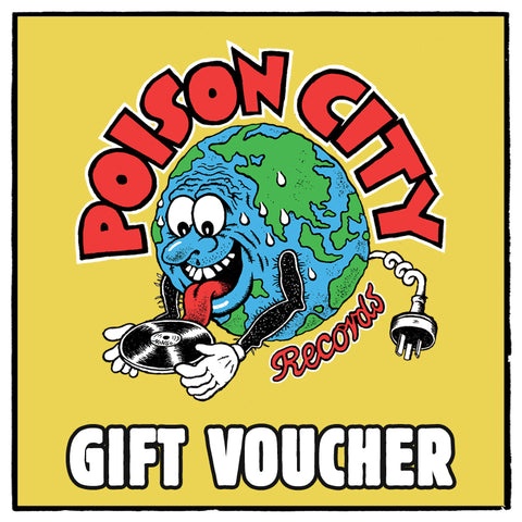 POISON CITY 'Gift Voucher'