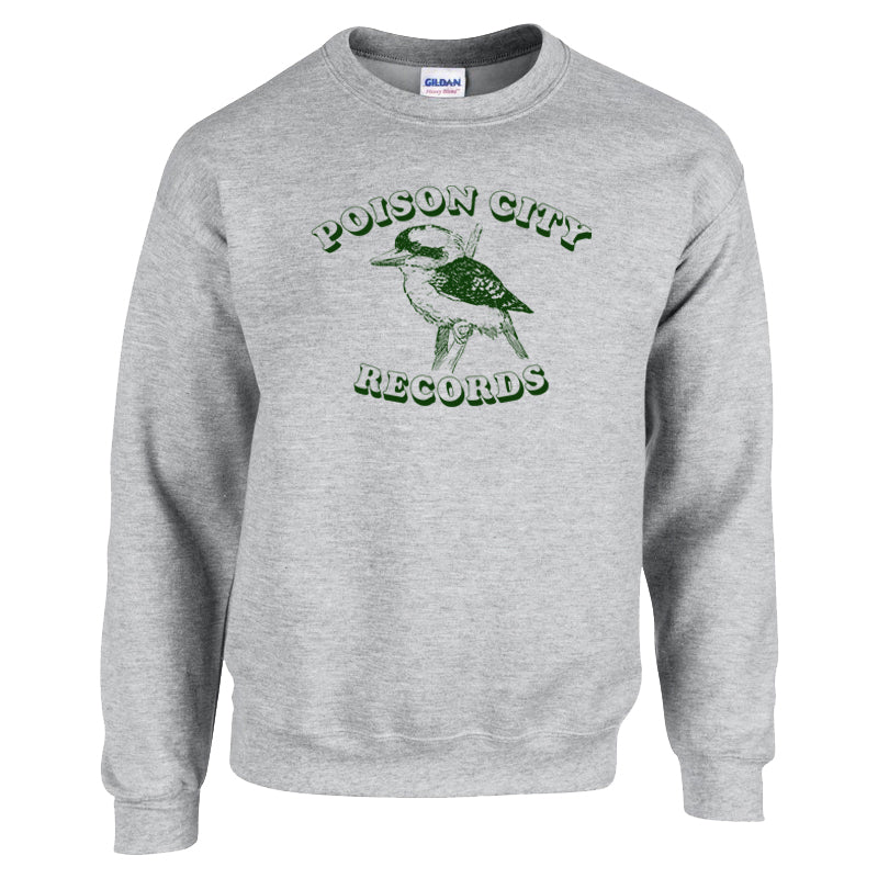 POISON CITY 'Kookaburra' Crew Jumper