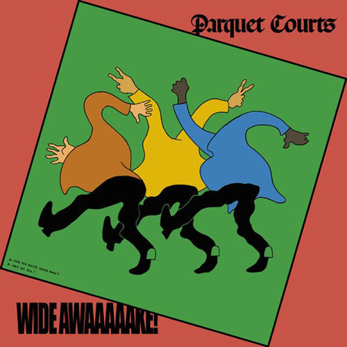 PARQUET COURTS 'Wide Awake' LP
